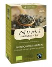 Numi te, Gunpowder Green
