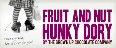 Fruit and nut hunky dory wonderfood